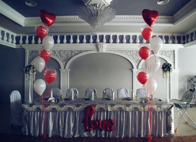 Dekorowanie sal weselnych