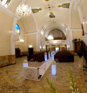Dekoracje Kościoła -
